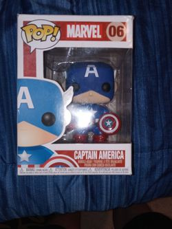 Funko Pop Captain America 2017 for Sale in Poinciana,  FL