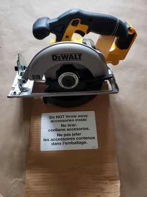 Dewalt 20v 6 1/2 Circular Saw for Sale in Powdersville, SC