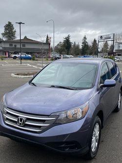 2014 Honda CR-V AWD 52k for Sale in Tacoma,  WA
