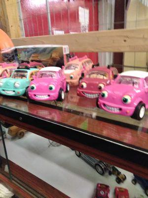 Chevron cars. (7) for Sale in Amarillo, TX