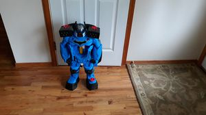 Robot toy like new for Sale in Bellevue, WA