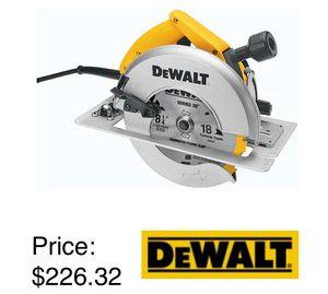 Dewalt Corded Circular Saw for Sale in West Valley City, UT