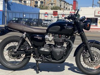 Triumph Bonneville T-120 2016 for Sale in Los Angeles,  CA