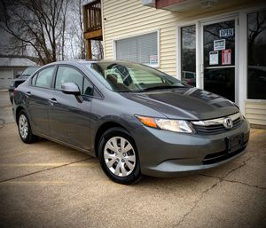2012 Honda Civic LX for Sale in House Springs, MO