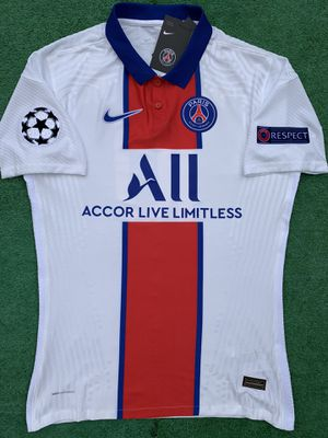 2020/21 PSG away soccer jersey Neymar player version for Sale in Raleigh, NC