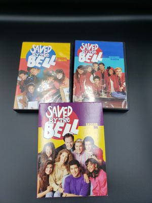 Saved by the bell DVDS for Sale in Orange, CA