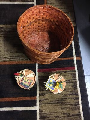 Plant Basket for Sale in Pittsburgh, PA