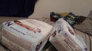 Newborn diapers for Sale in Graham, NC