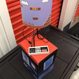 Mario Lamp for Sale in Manassas, VA