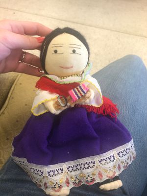 Native doll for Sale in Merritt Island, FL