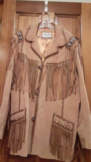 Scully brand Fringe leather jacket for Sale in Overland Park, KS