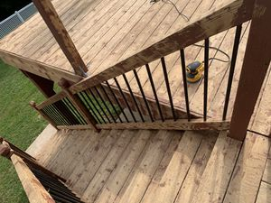 Wooden Deck Fence Sections for Sale in Arnold, MO