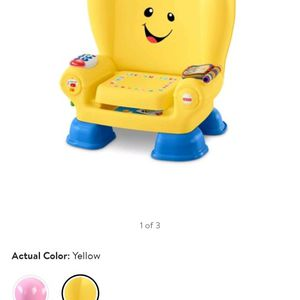 Fisher-Price Laugh & Learn Smart Stages Chair for Sale in Huntington Beach, CA