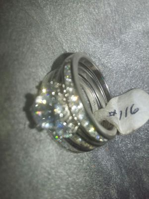 925 stamp rings for Sale in Phoenix, AZ