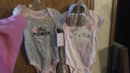 Baby clothes for Sale in Brethren,  MI