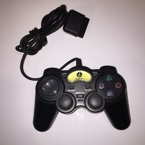 Black PS2 Controller for Sale in Sycamore, IL