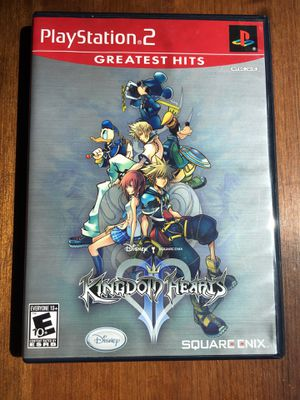Kingdom of Hearts 2 for PlayStation 2 for Sale in Antioch, CA