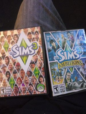 The sims 3 sims 3 ambitions for Sale in Newark, CA