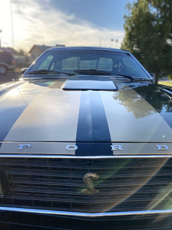 1978 Mustang T-Top For Sale