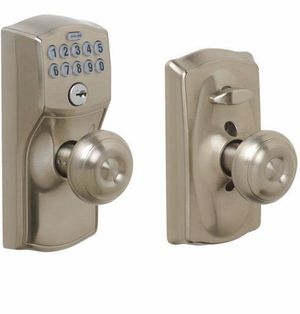 Keyless door knob for Sale in Hendersonville, TN