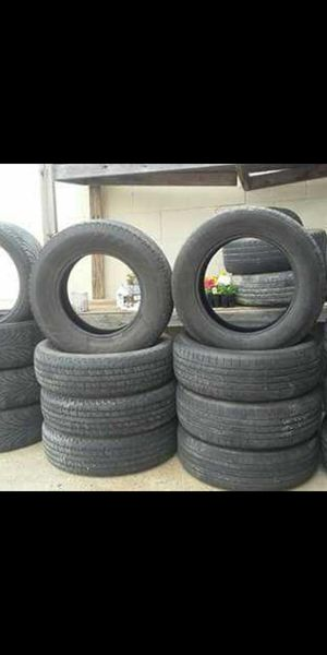 Used tires all sizes and trailer tires also for Sale in Saint Paul, MN
