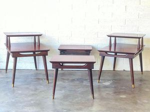 Mid-century Modern Table set for Sale in Tempe, AZ