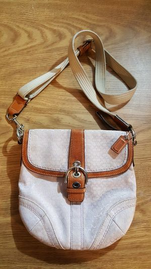 Coach Signature Crossbody for Sale in Stanwood, WA