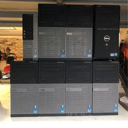 8 Optiplex Conputers for Sale in Tallahassee,  FL