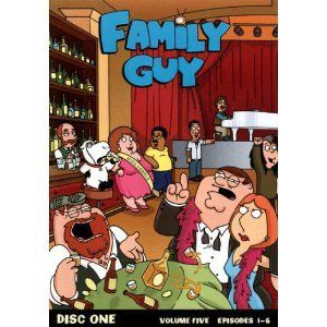 Family Guy Disc One Volume Five Episodes 1-6 Disc for Sale in Westminster, CA