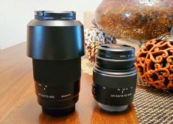 Sony Alpha DSLR Camera A-Mount Lenses for Sale in Denver,  CO