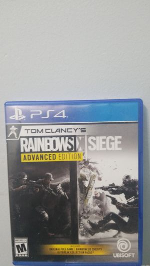 Rainbow six siege for Sale in Eau Claire, WI