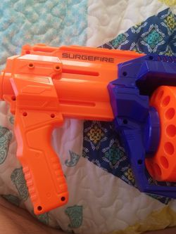 Surgefire Elite this is a great nurf gun and im selling because im moving great condition no bullets included for Sale in Waterford,  CT