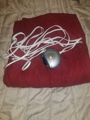 Full size electric blanket for Sale in Dallas, TX