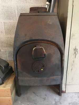 Wood Stove Cast Iron for Sale in Akron, OH