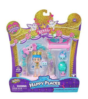 Shopkins Happy Places Charming Wedding Arch for Sale in Arlington, TX