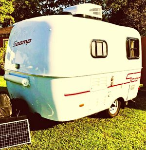 I want to sell my 2008 Scamp 13' Camper for Sale in Riverwoods, IL