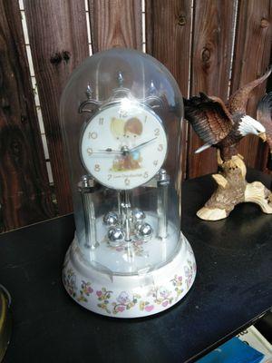 Precious moments clock for Sale in Stockton, CA