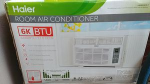 Haier Room Air Conditioner (6,000 BTU) for Sale in Inglewood, CA