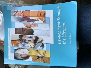 Development through the lifespan 5th custom edition for Sale in La Puente, CA