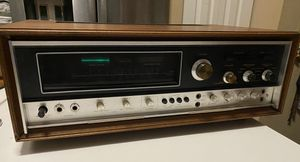 Pioneer SX-9000 Reverberation Stereo Receiver For Parts Or Repair Wood Cabinet. Condition is For parts or not working. This is being sold for parts r for Sale in Algonquin, IL