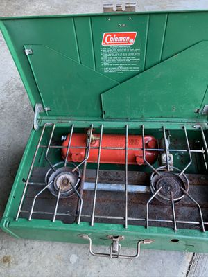 Coleman kerosine stove for Sale in Othello, WA