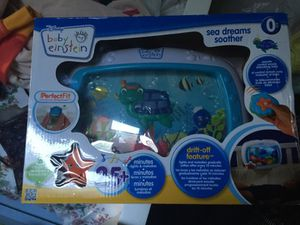Baby Einstein sea dreams soother crib attachment for Sale in Annapolis, MD
