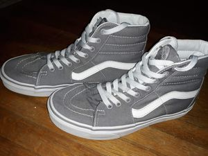 Grey High Top Womens Vans for Sale in Oregon, OH
