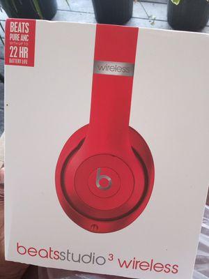 Beats studio 3 wireless for Sale in Tampa, FL