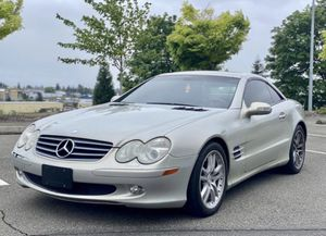 2003 Mercedes Benz SL500 for Sale in Lakewood, WA