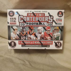 Panini Contenders Mega Box! for Sale in Glendale Heights, IL