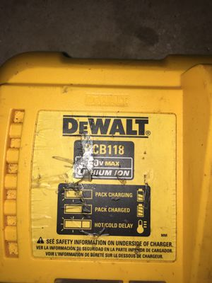 DeWalt Fast Charger for Sale in Ramona, CA