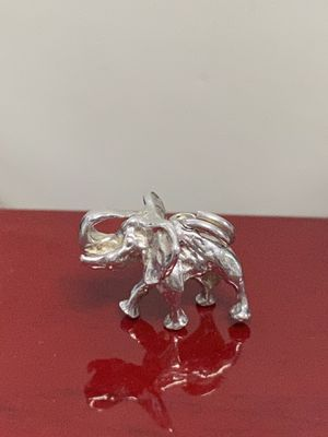 Gorgeous elephant 🐘 charm pendant Weight 2.8g $15 for Sale in Portland, OR