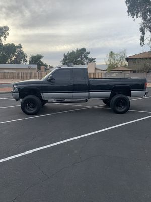 Dodge Cummins 02 4x4 for Sale in Chandler, AZ