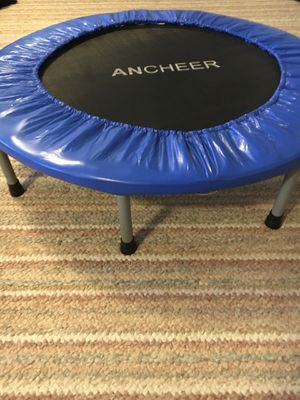 Ancheer Exercise Trampoline for Sale in Ithaca, NY